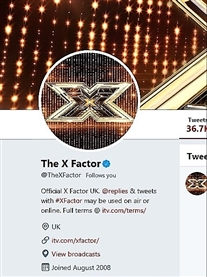 Xfactor Follows me on Twitter www.twitter.com/DonnaAfrica