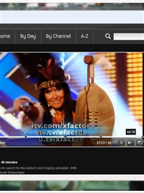 My X-FACTOR 2012 Live Audition clip aired on TV ITV in the X-Factor 8th & 9TH Sept 2012