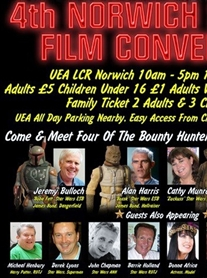 Norwich Sci-Fi Star Wars Convention 18 May 2013 UEA