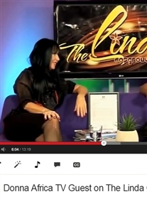 A Guest on The Linda Cosgrove Show April 2014