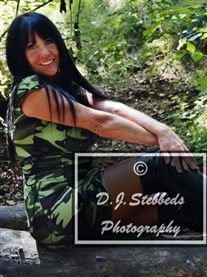 Donna Africa at 55 Photo Shoot Aug 2014